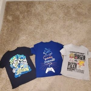 LOT of 3 GAP tshirts